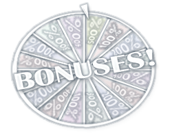 Bonus Wheel - Bonus section logo