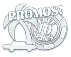 Online casino promotions logo