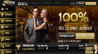 Intertops Casino Classic homepage